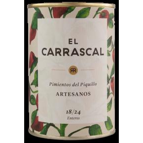 El CARRASCAL Pimientos del Piquillo asado 18/24 –   400 gr.