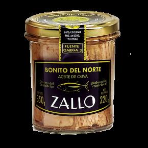LOMOS DE BONITO DEL NORTE EN ACEITE DE OLIVA