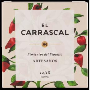 Pimientos piquillo El CARRASCAL 12/18